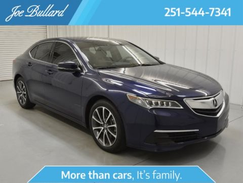 Used Cars In Stock Mobile Pensacola Joe Bullard Acura - Acura tl lease offers
