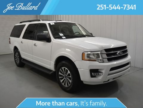 Pre-Owned 2017 Ford Expedition EL XLT