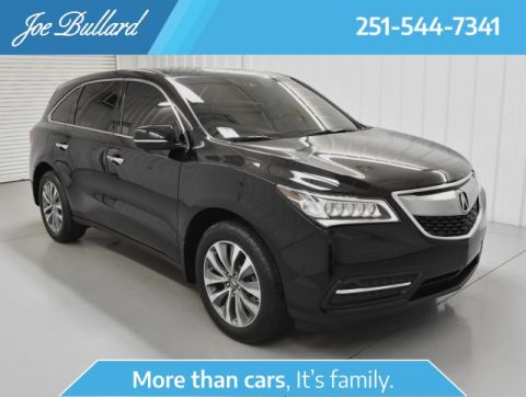 Certified Pre-Owned 2016 Acura MDX with Technology and AcuraWatch Plus Packages