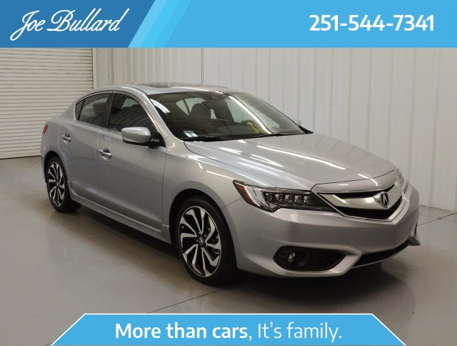 pre owned 2017 acura ilx technology plus and a spec packages 4d sedan in mobile a3781 joe. Black Bedroom Furniture Sets. Home Design Ideas