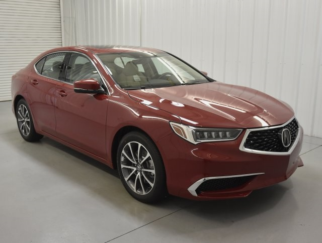 New 2019 Acura TLX 3.5 V-6 9-AT