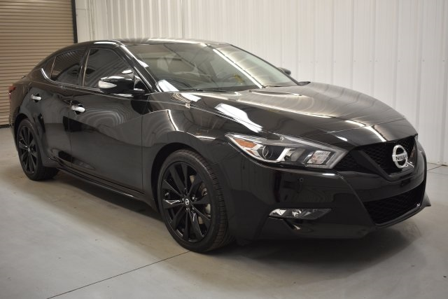 Pre-Owned 2018 Nissan Maxima SR