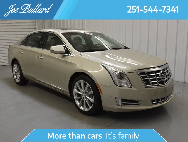 Pre Owned 2013 Cadillac Xts Luxury 4d Sedan In Mobile C19315t Joe