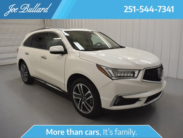 Certified Pre-Owned 2017 Acura MDX with Advance Package