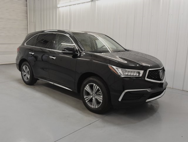 New 2019 Acura MDX Base 4D Sport Utility