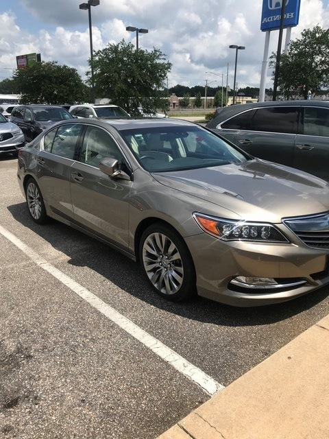 Pre Owned 2016 Acura Rlx Base