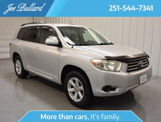 Pre-Owned 2009 Toyota Highlander Base
