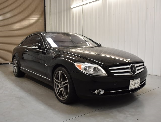 Pre-Owned 2007 Mercedes-Benz CL-Class CL 600