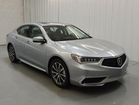 Pre-Owned 2019 Acura TLX 3.5 V-6 9-AT