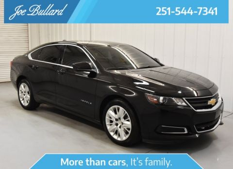 Pre-Owned 2018 Chevrolet Impala LS