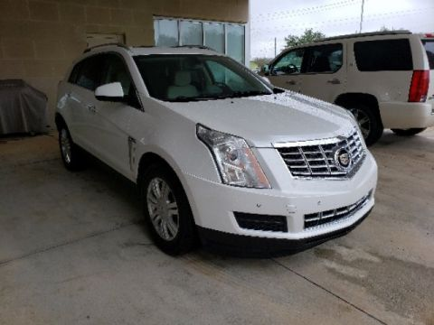 Pre-Owned 2013 Cadillac SRX Luxury