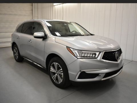 Certified Pre-Owned 2017 Acura MDX Base