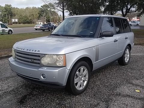 Pre-Owned 2008 Land Rover Range Rover HSE